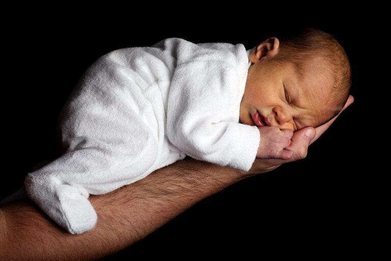 La fiebre en bebés y niños de 0 a 36 meses