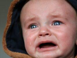 Por que llora mi bebe